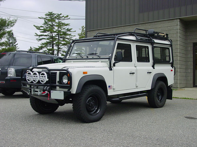 1993 Land Rover Defender #10