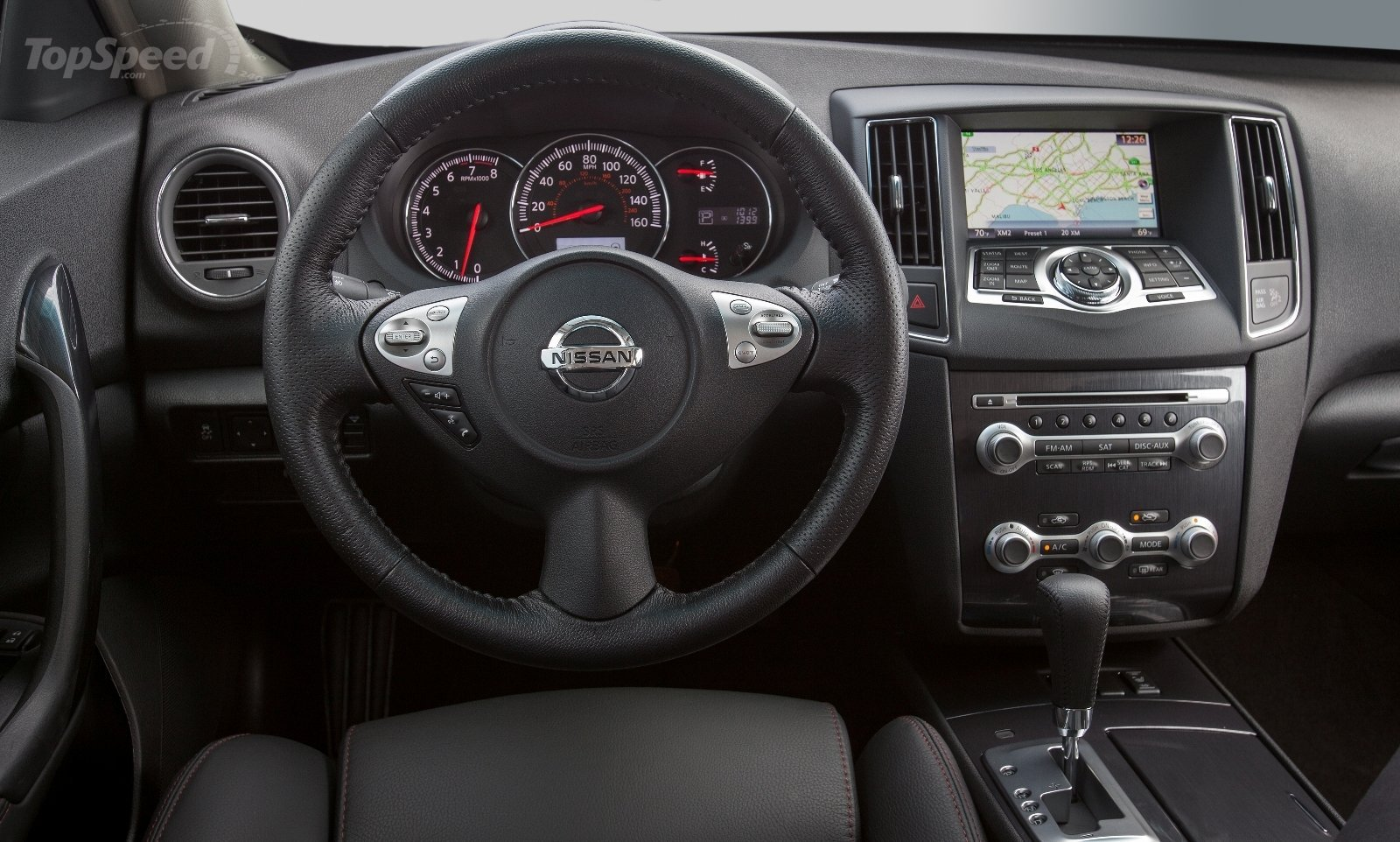 Great 2014 Nissan Maxima #11