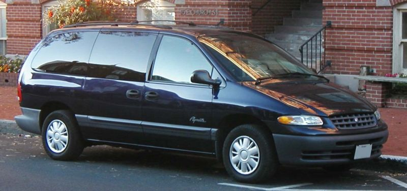 1997 Plymouth Voyager #12