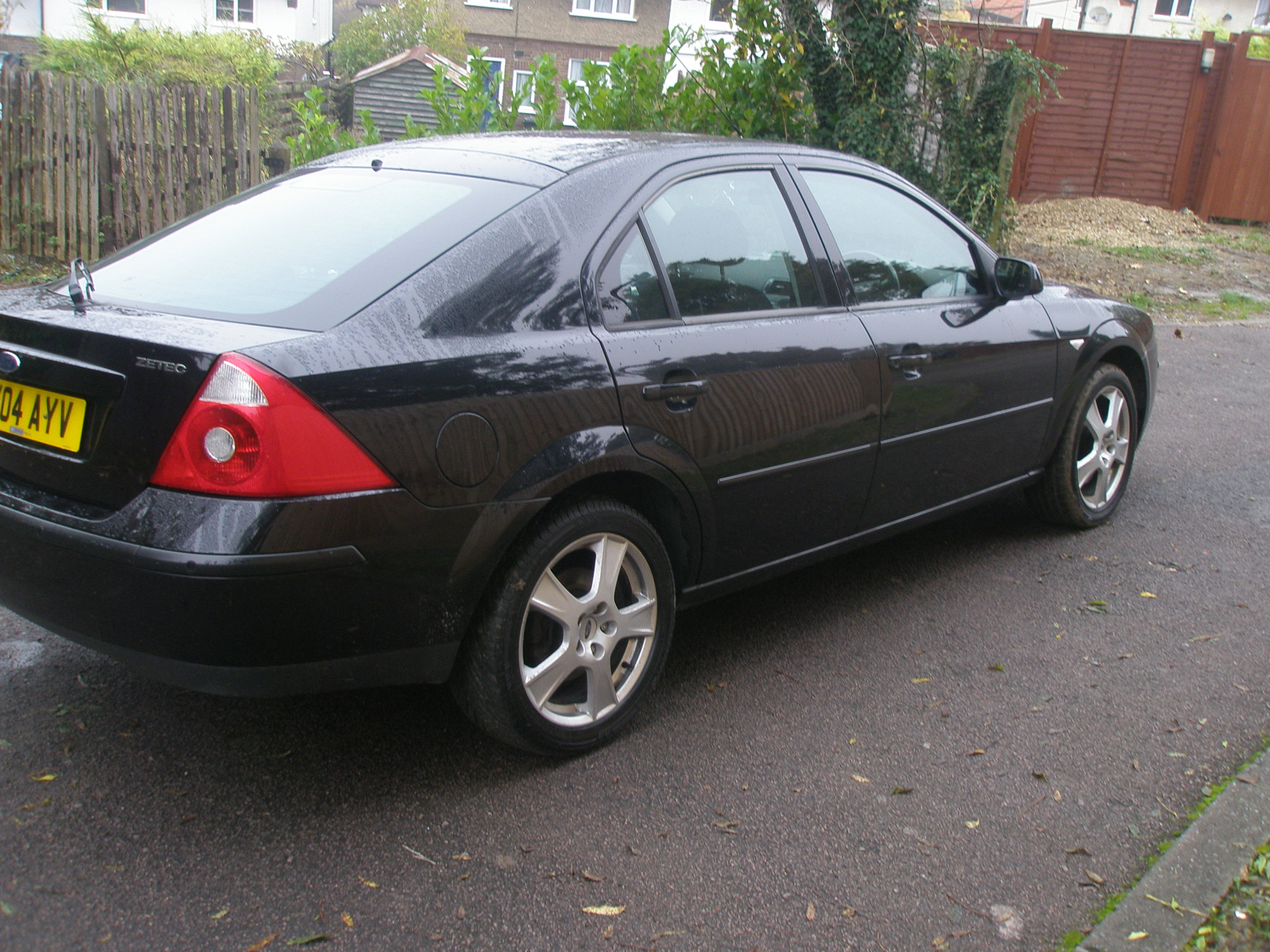 2004 Ford Mondeo #12