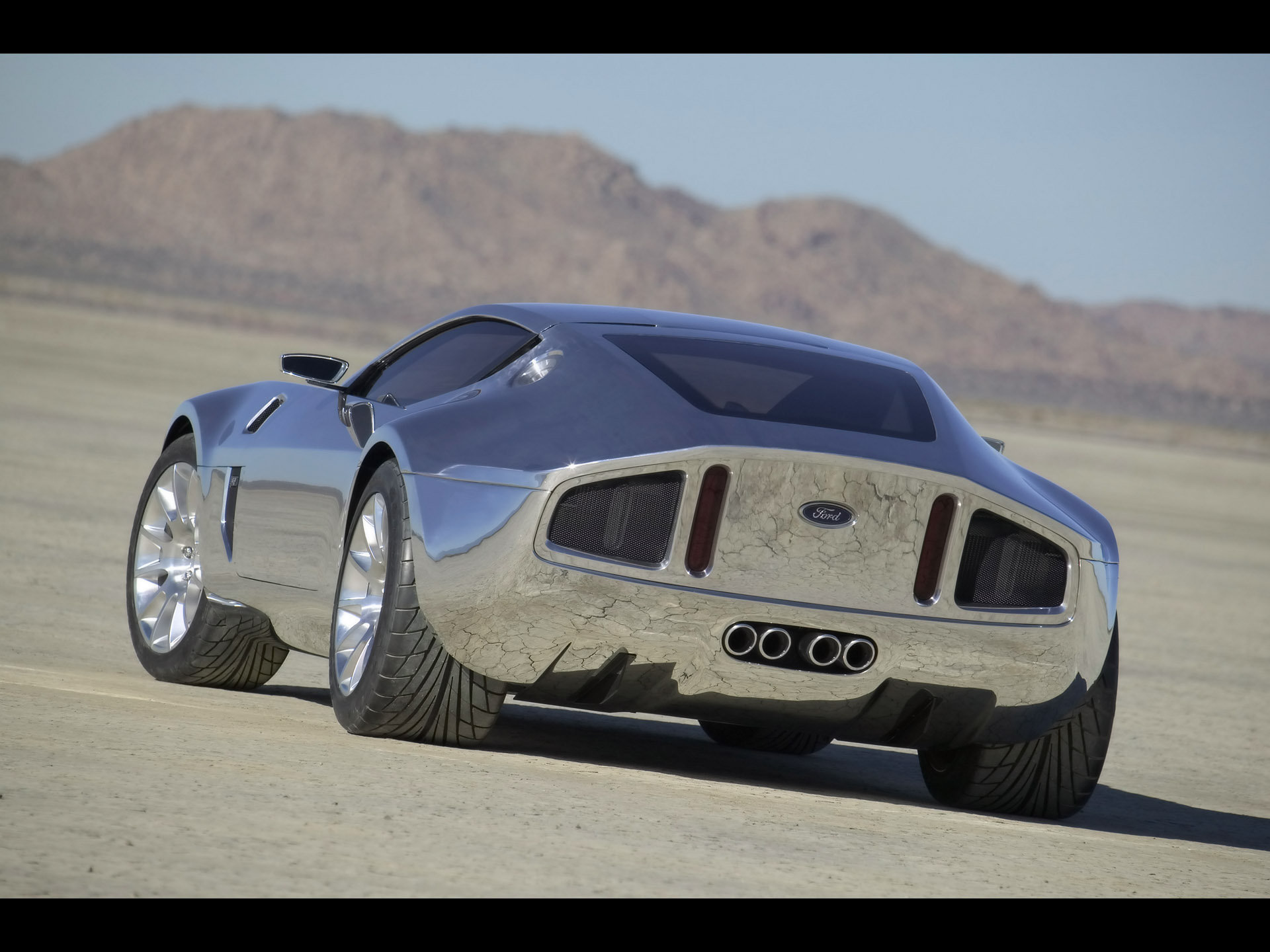 2005 Ford Shelby GR-1 Concept #16