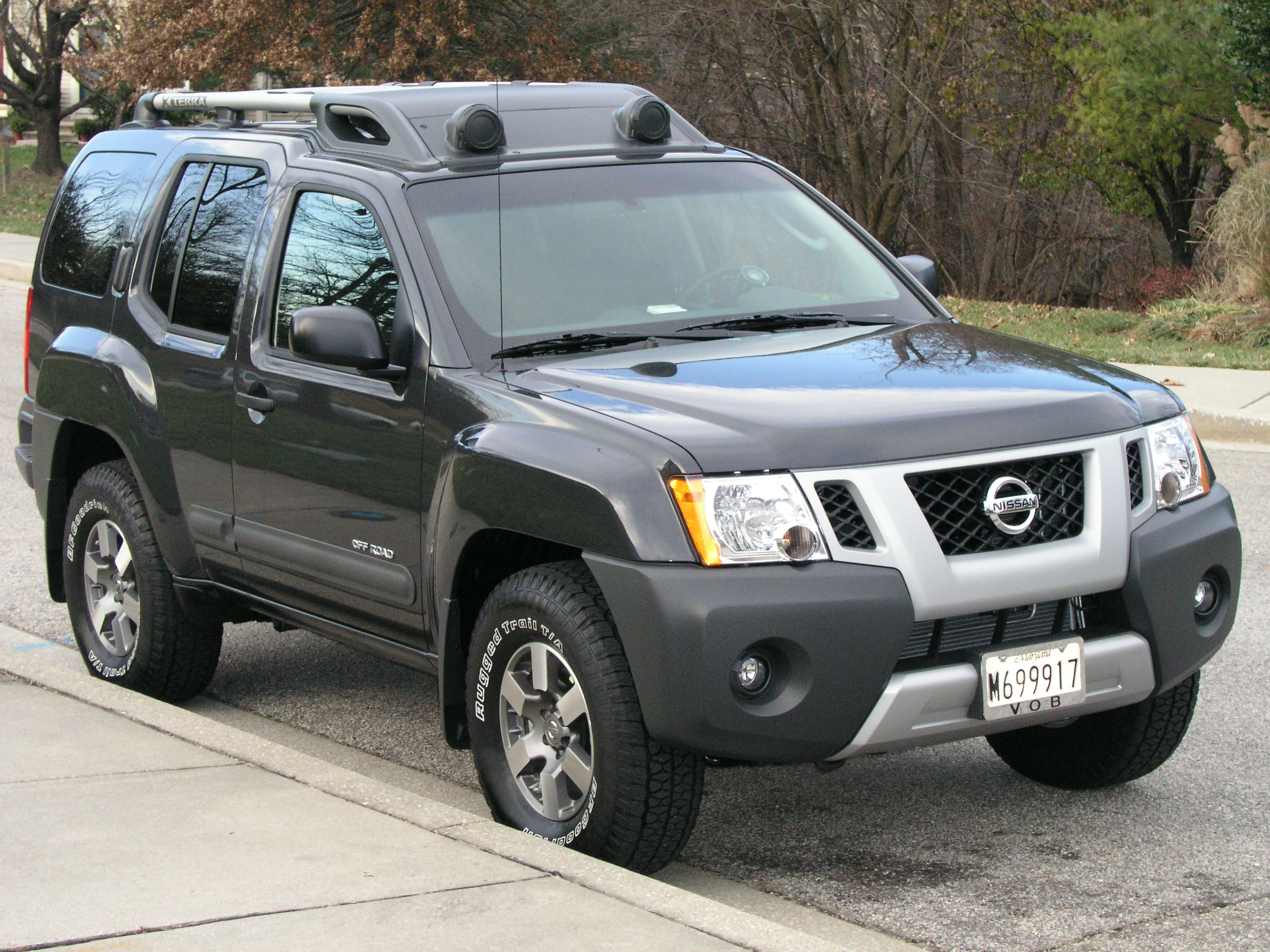 2009 nissan xterra photos informations articles. Black Bedroom Furniture Sets. Home Design Ideas