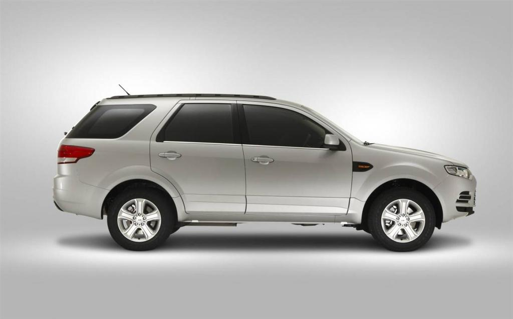 Ford Territory #13