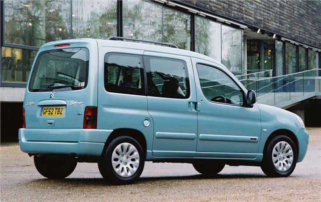 2003 Citroen Berlingo #10