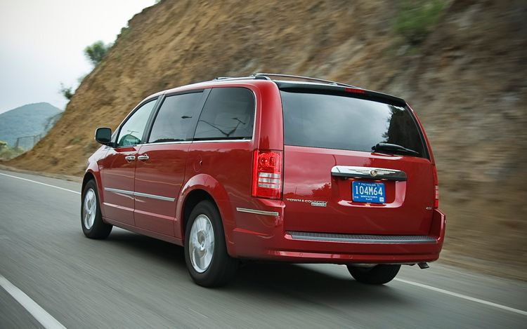2008 Chrysler Town And Country #11