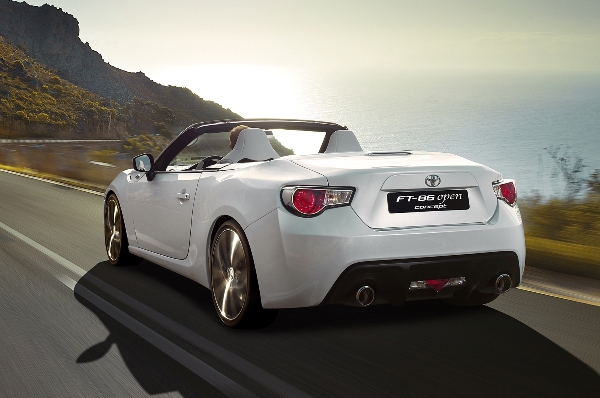2014 Scion Fr-s Convertible #5