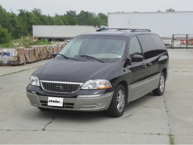 2002 Ford Windstar #5