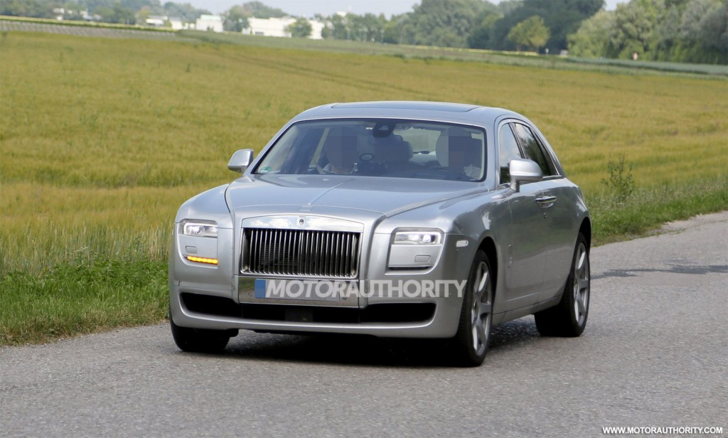 2014 Rolls royce Ghost #18