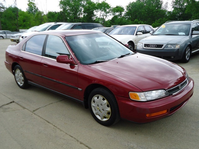 1996 Honda Accord #15