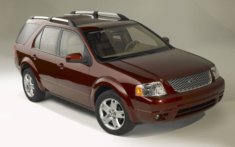 2005 Ford Freestyle #10