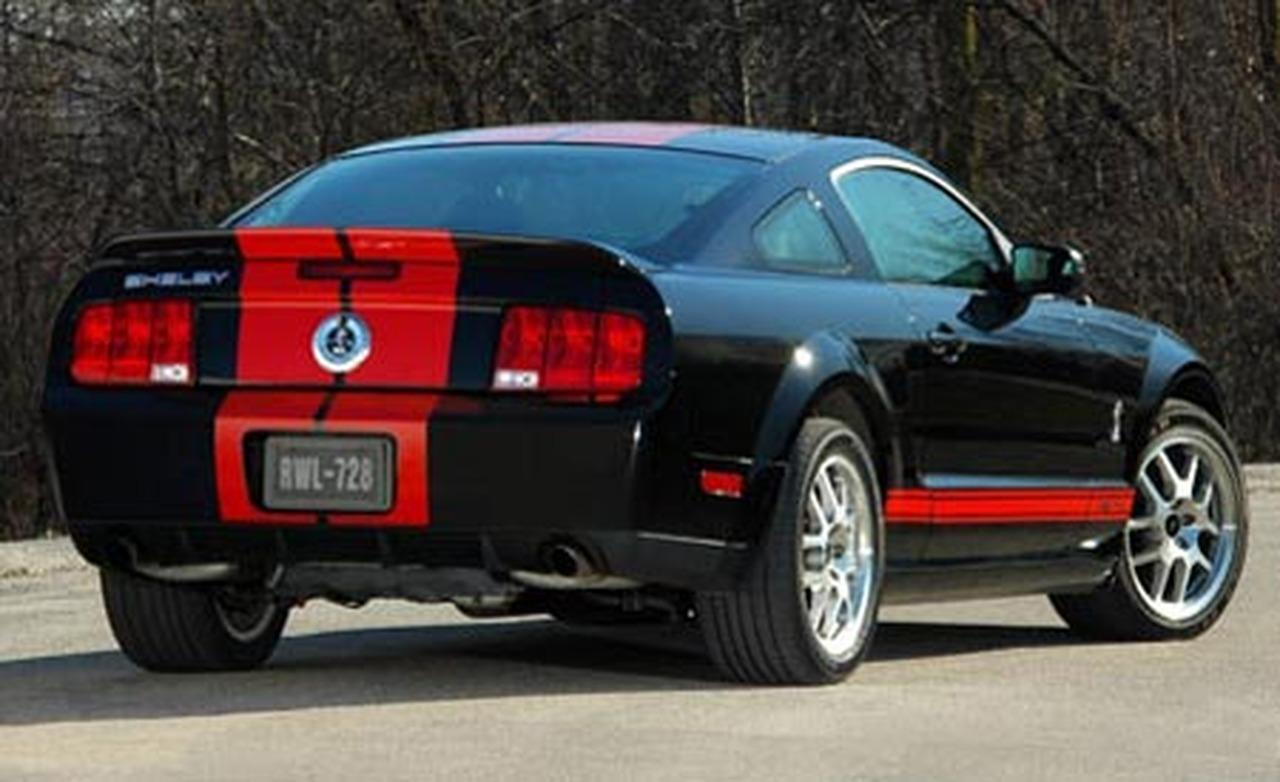2007 Ford Mustang #12