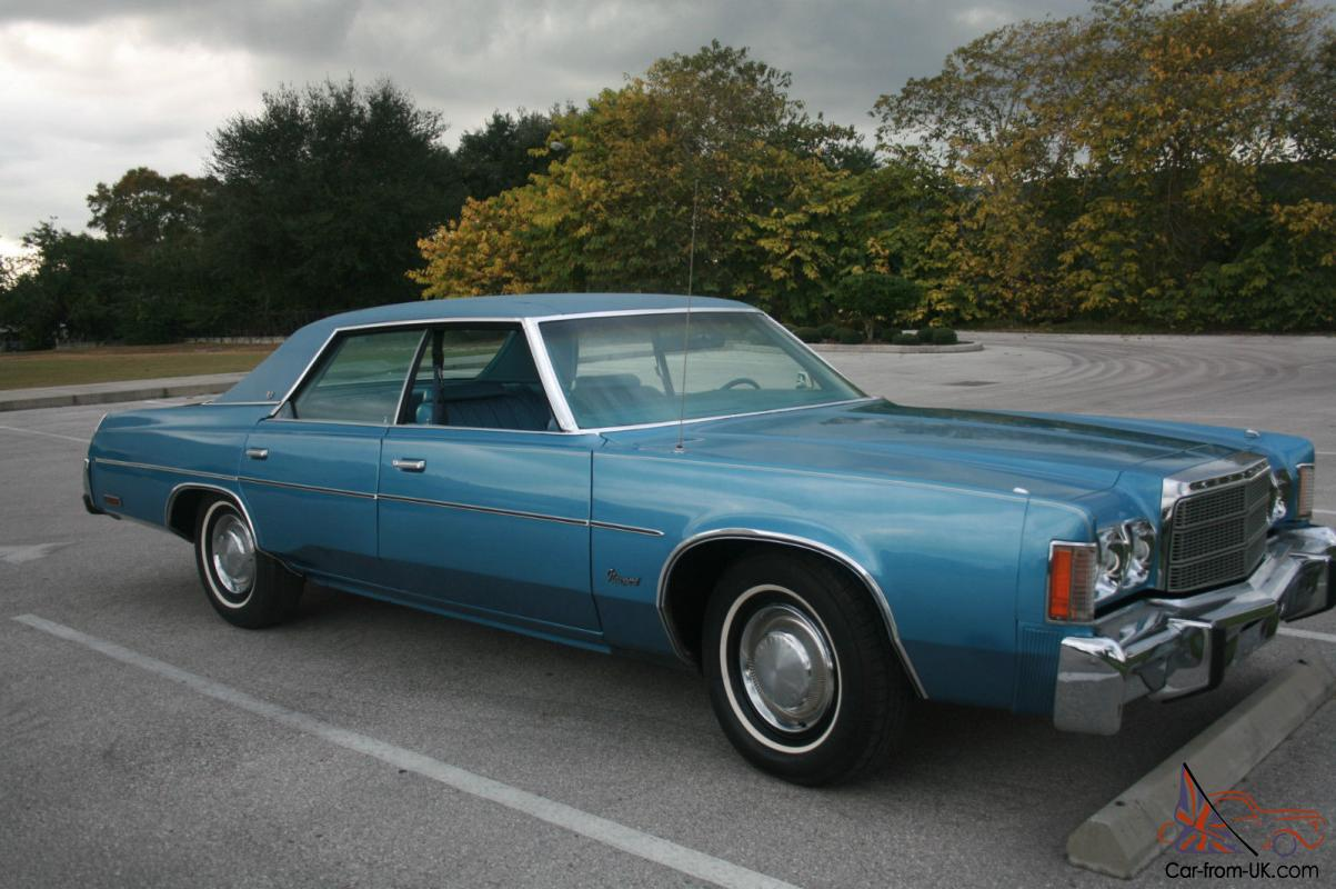 1978 Chrysler Newport #15