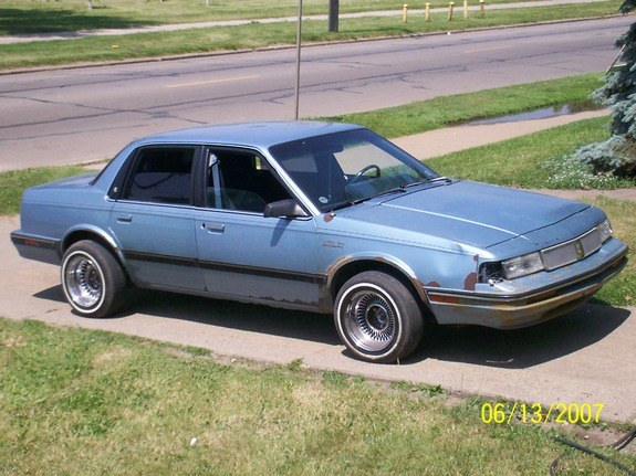 1992 Oldsmobile Cutlass Ciera #4