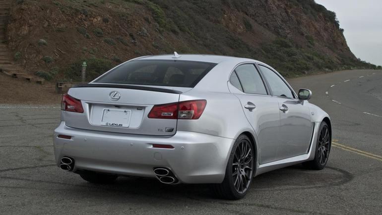 Lexus Is F #14