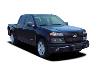 2005 Chevrolet Colorado #13
