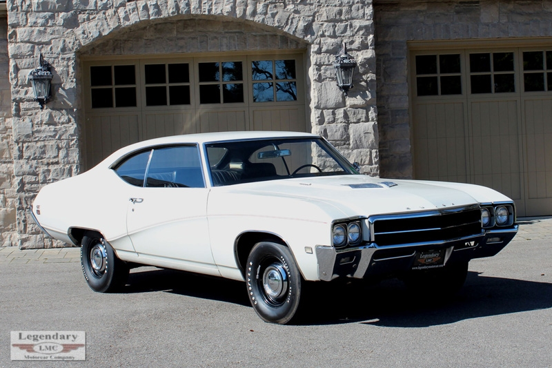1969 Buick GS #3