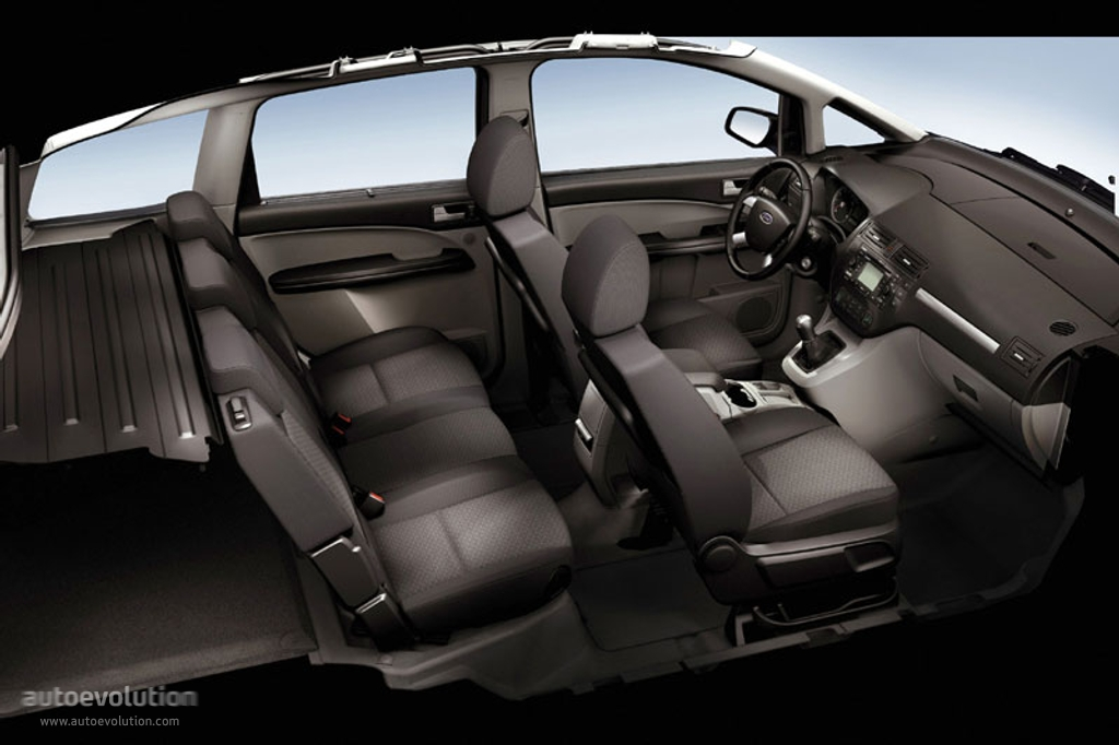 2007 Ford C-MAX #3