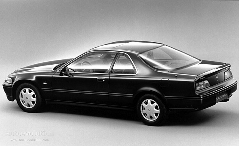 1991 Honda Legend #6