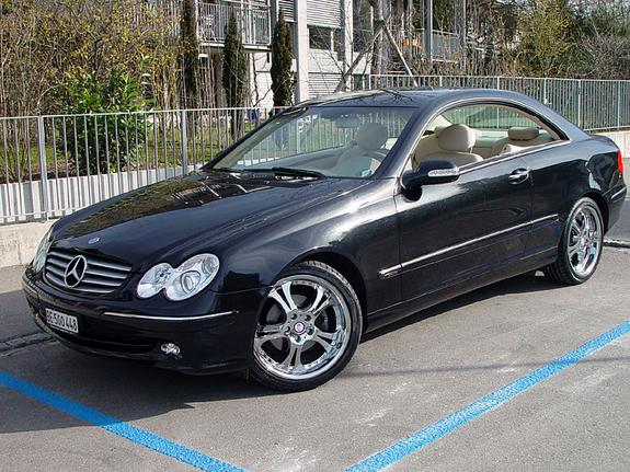 2004 Mercedes-Benz CLK #14