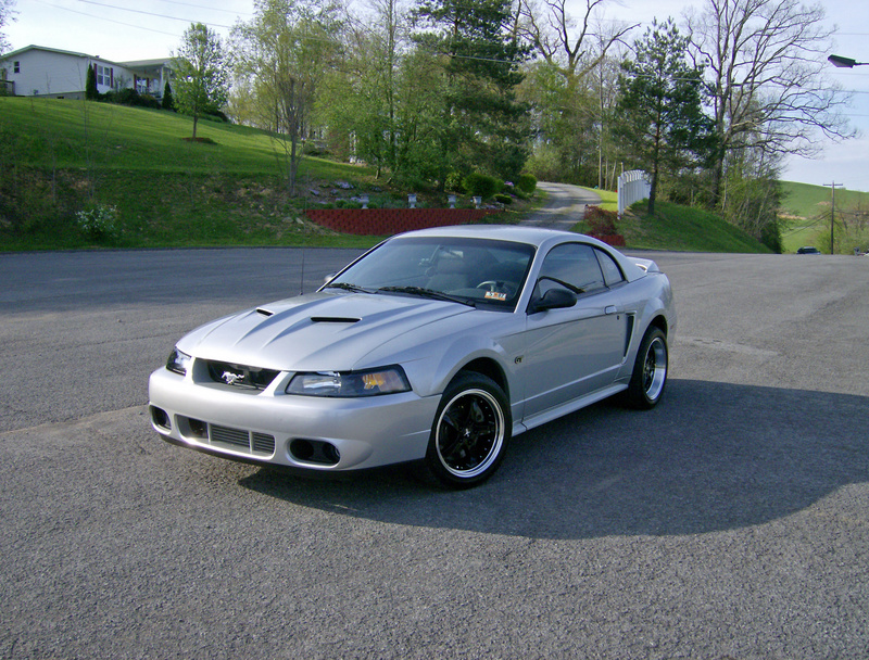 2000 Ford Mustang #11