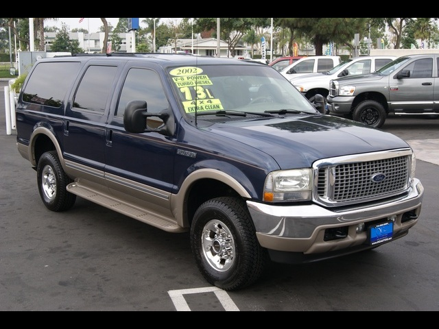 2002 Ford Excursion #2