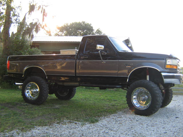 1993 Ford F-350 #9