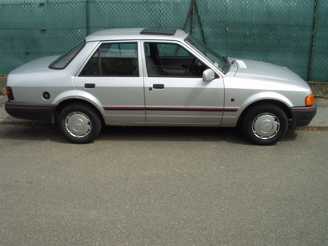 1986 Ford Orion #10