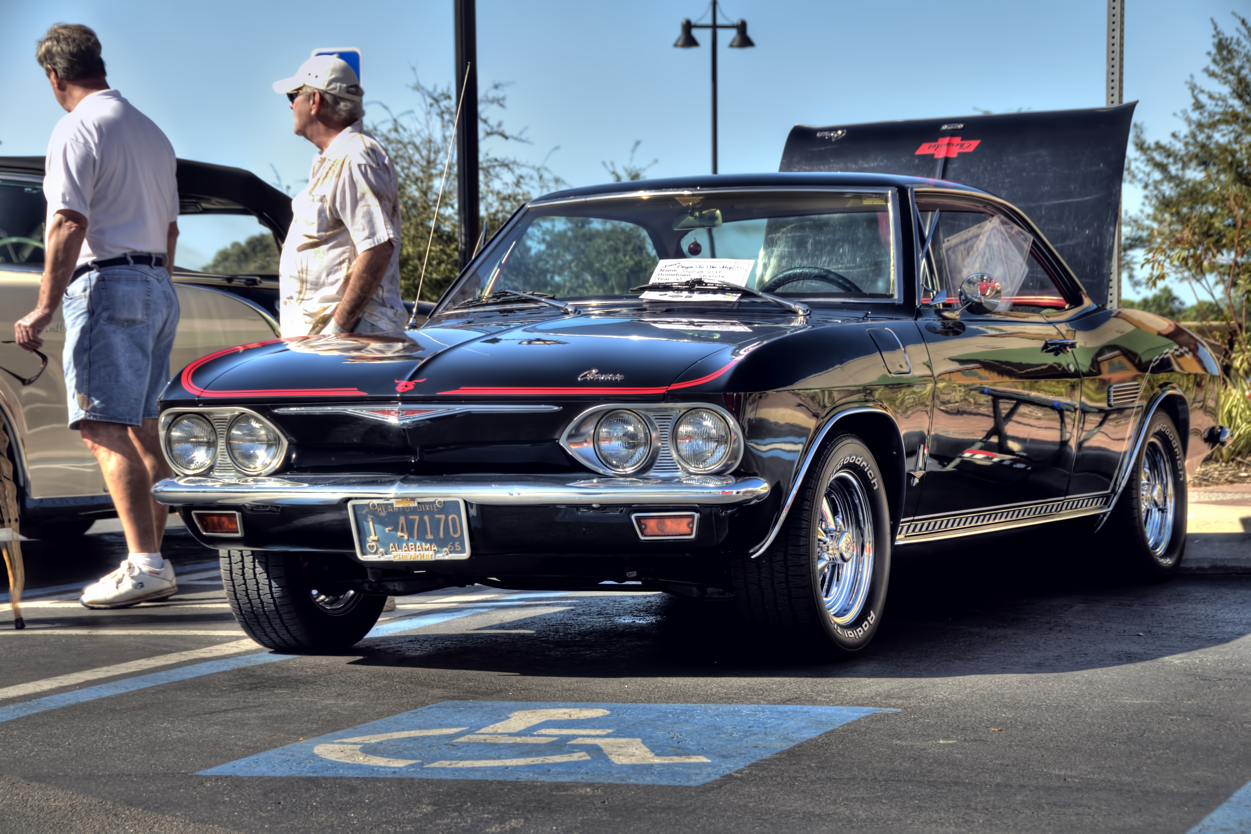 Chevrolet Corvair #10