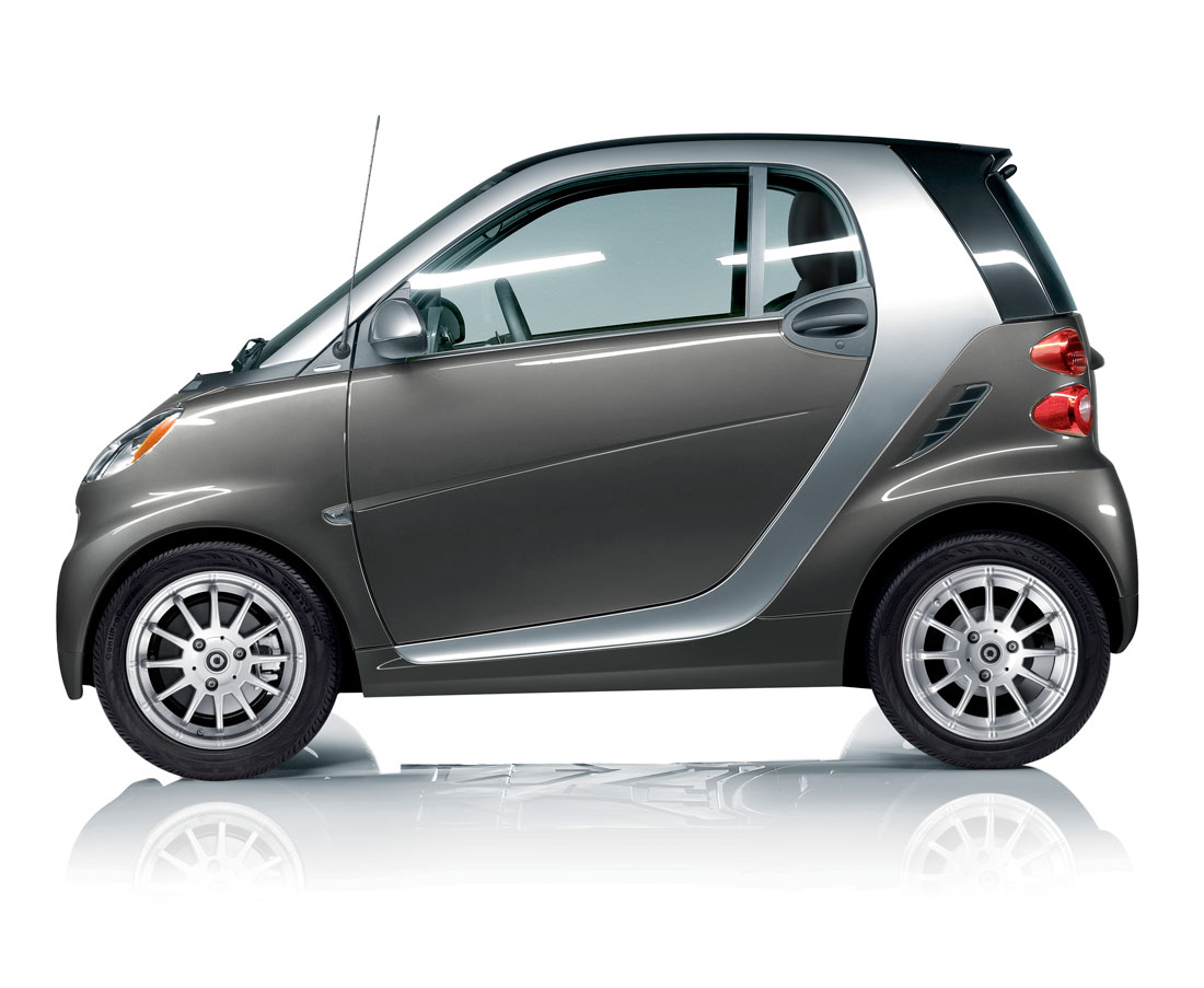 2011 Smart Fortwo #10