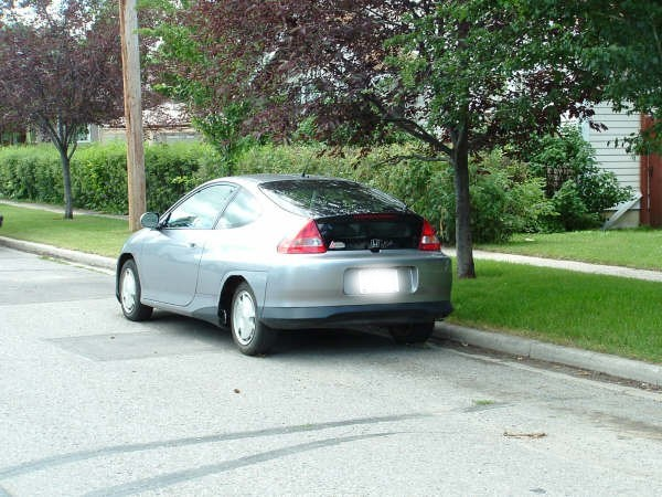 2003 Honda Insight #12