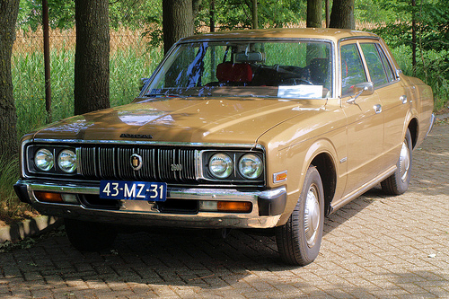 1976 Toyota Crown #13
