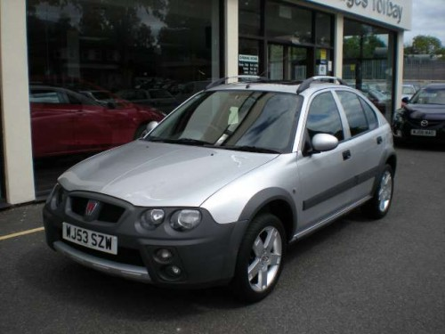 2003 Rover Streetwise #10