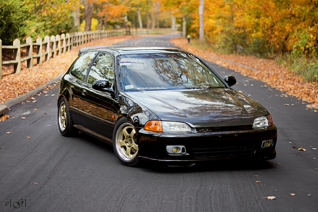 1992 Honda Civic #6