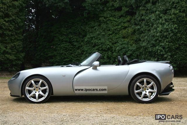 2003 TVR Speed 12 #8