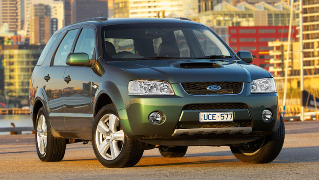2006 Ford Territory #13