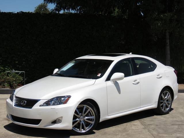 2008 Lexus Is 350 #3