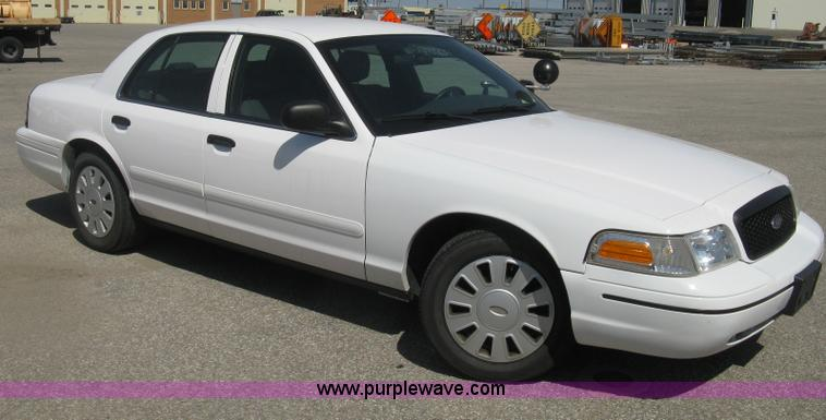 2008 Ford Crown Victoria #11
