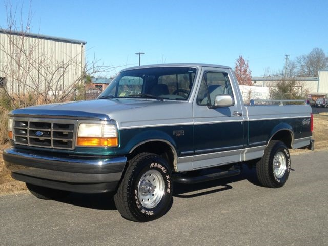 1996 Ford F-150 #13
