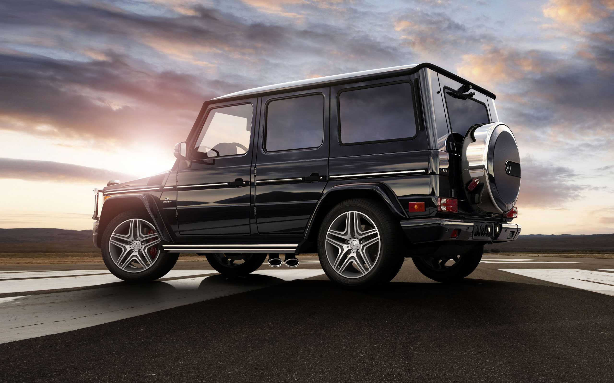 Mercedes Benz G Cl 11