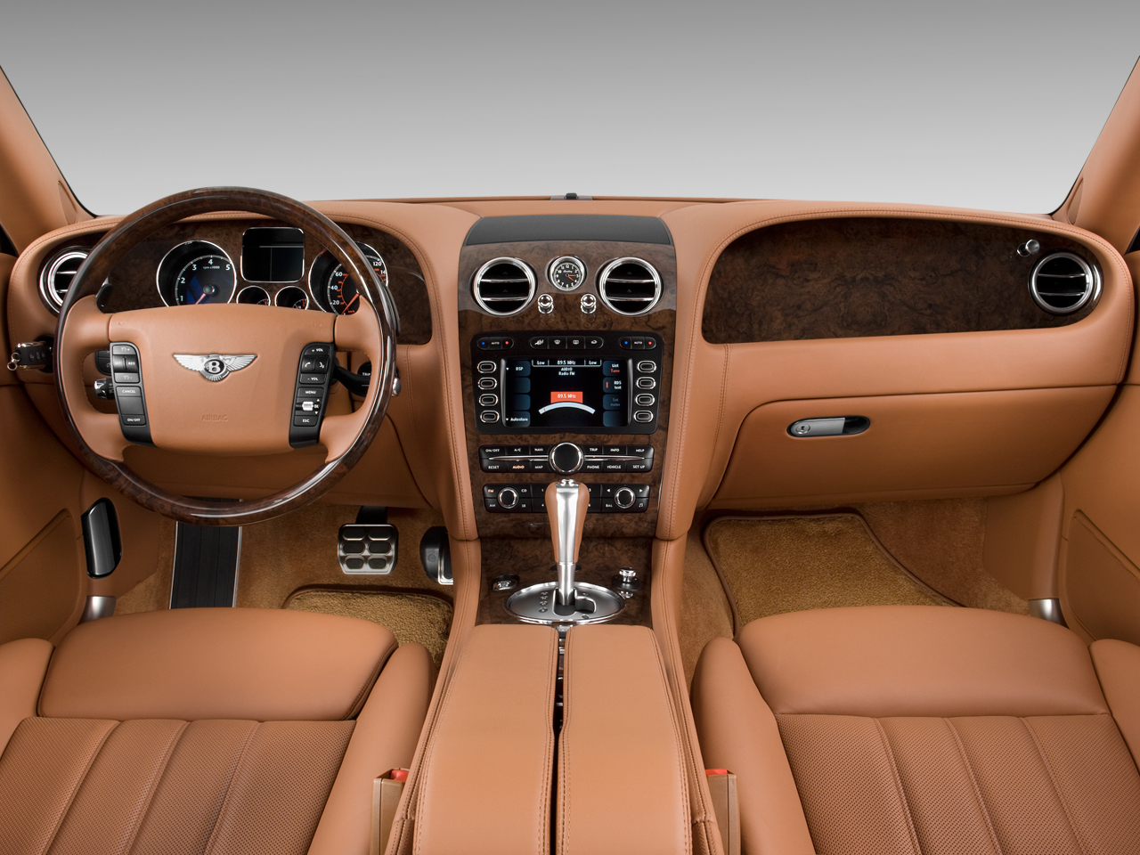 2009 Bentley Continental Flying Spur Speed #8