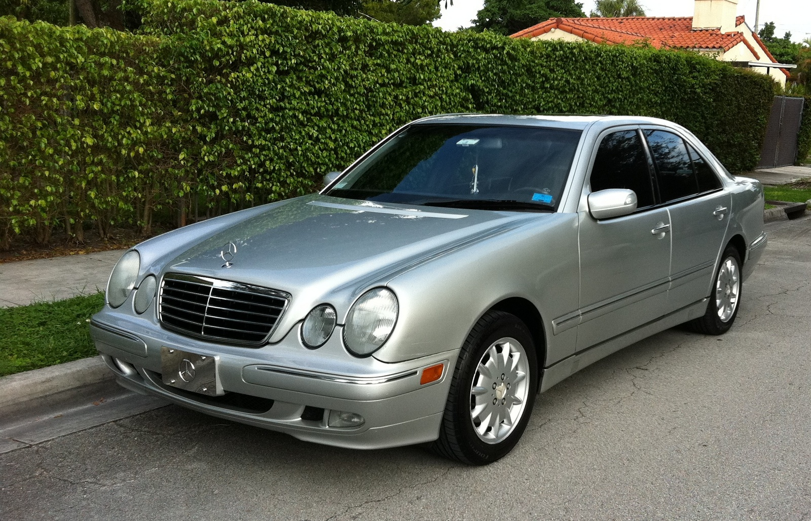 2001 mercedes benz e class photos informations articles