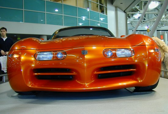 1998 Dodge Copperhead #13