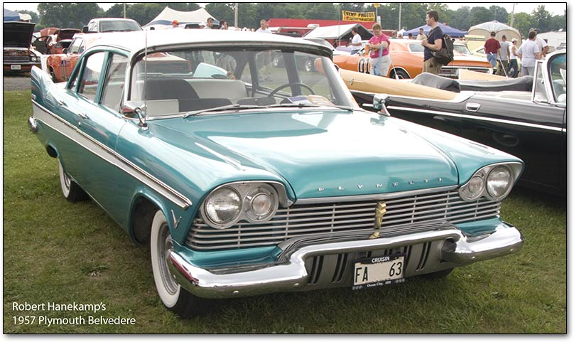 Plymouth Belvedere #19