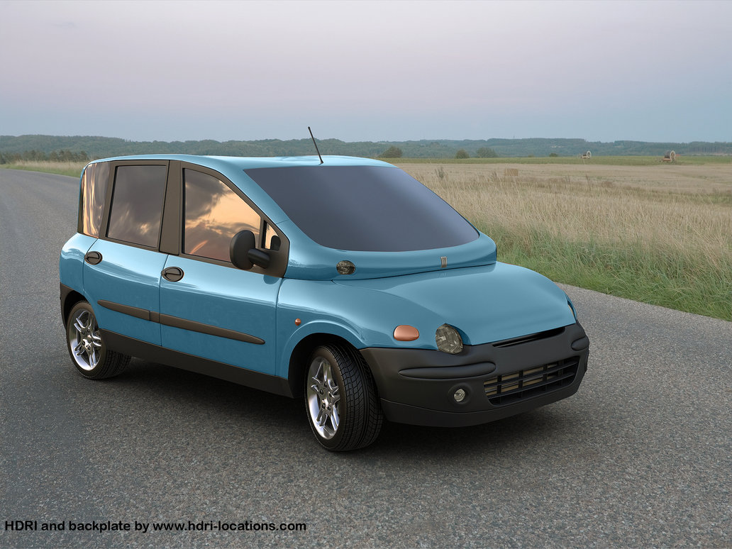 2011 fiat multipla photos informations articles. Black Bedroom Furniture Sets. Home Design Ideas