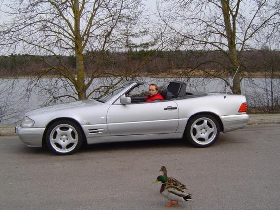 1997 Mercedes-Benz SL #2