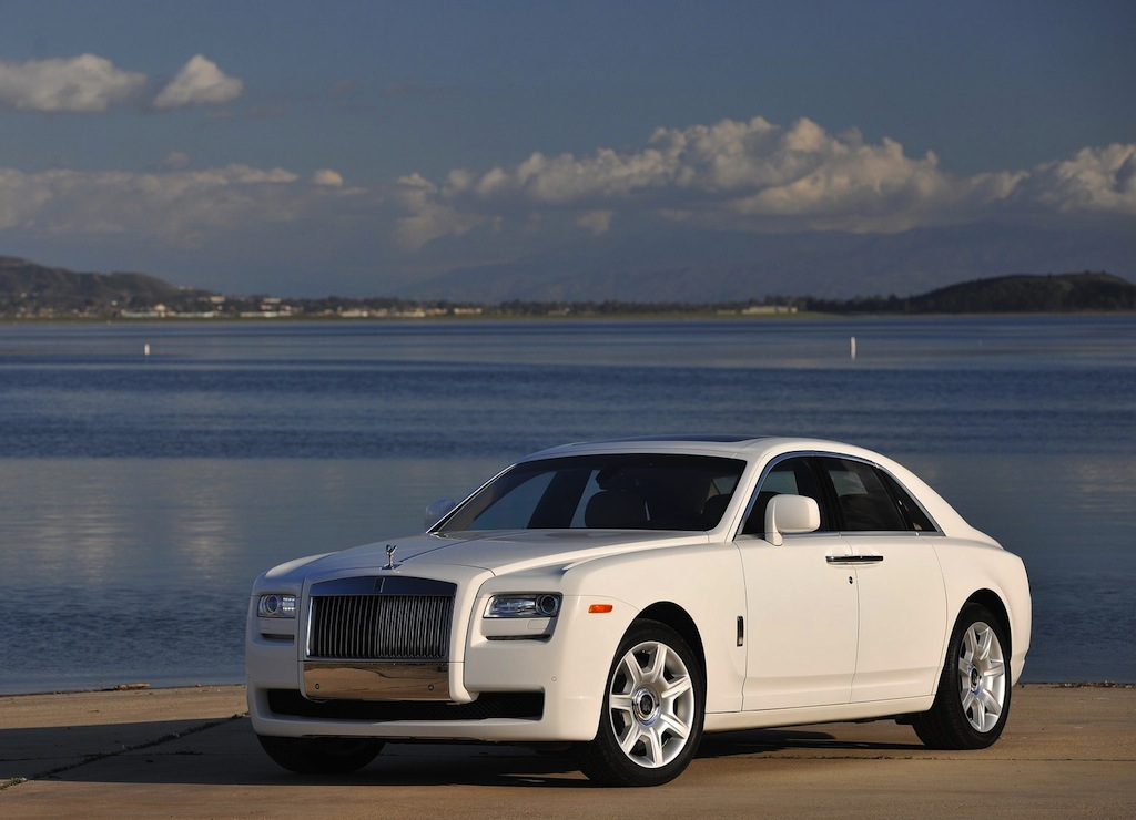 2012 Rolls royce Ghost #11
