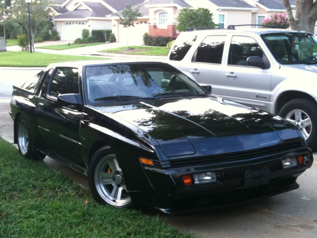 1989 Chrysler Conquest #12