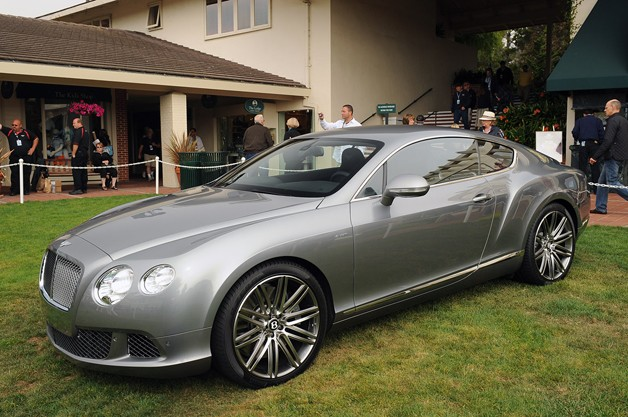 2013 Bentley Continental Gt Speed #5