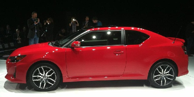 2015 Scion Tc #14