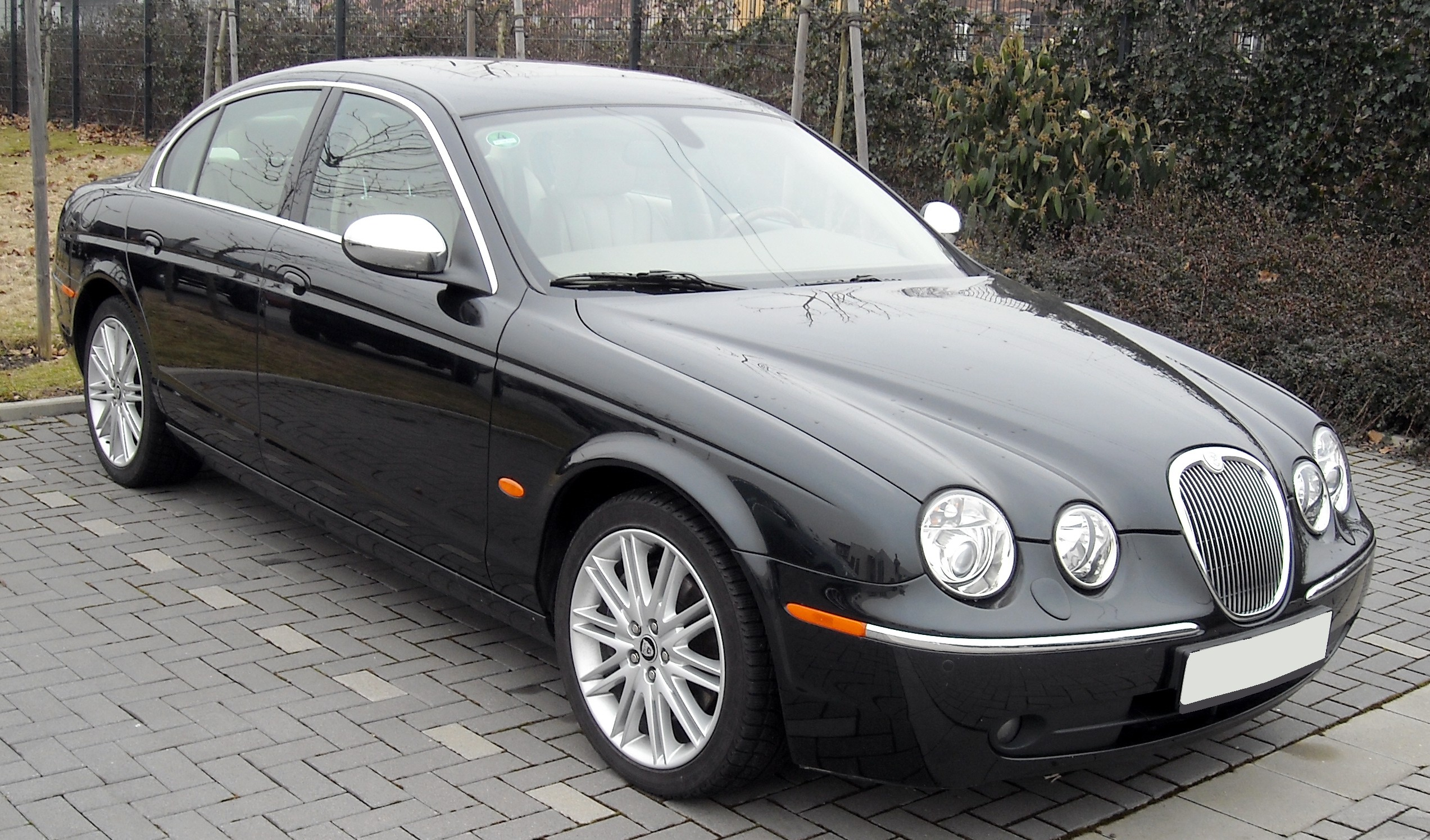 2008 Jaguar S-type #1